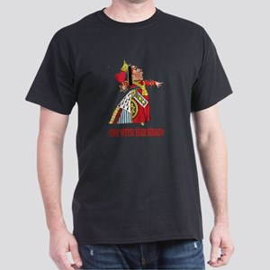 The Queen of Hearts Dark T-Shirt